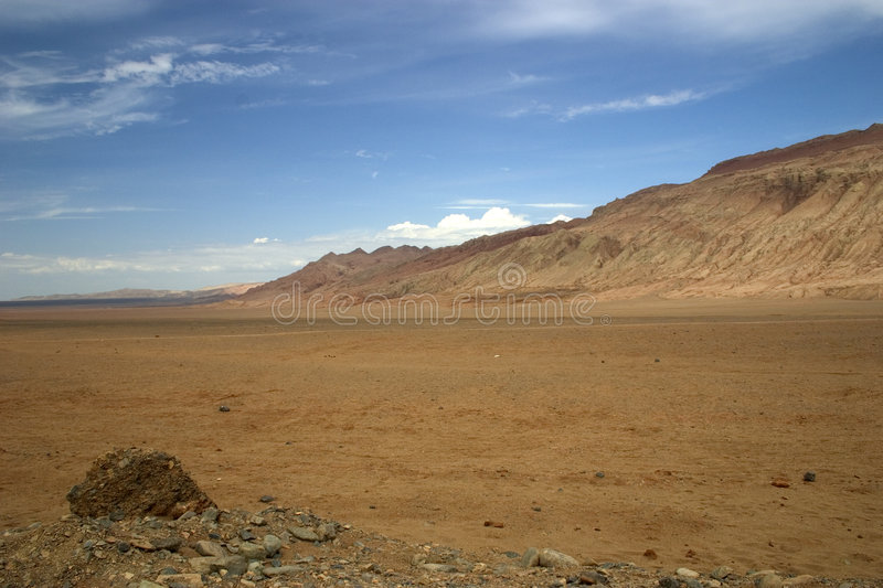 Turpan. Located in China's north-west to the famous and very hot weather royalty free stock images
