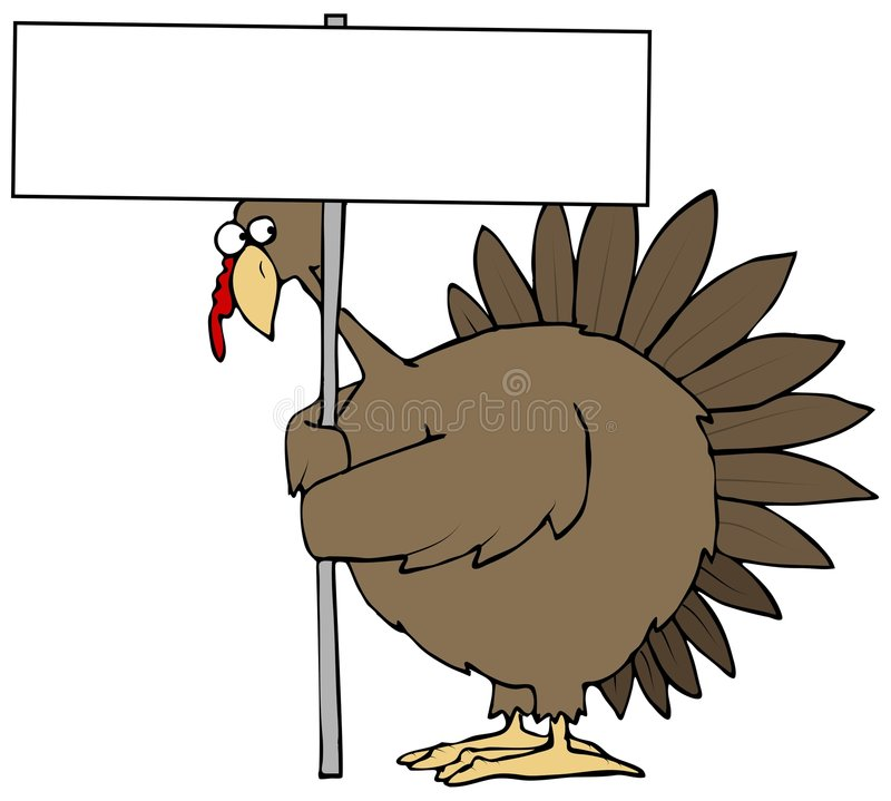 Turquía ilustración del vector