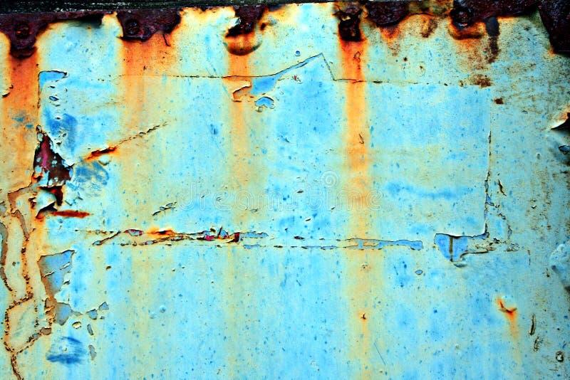 Turquesa Grunge fotografía de archivo libre de regalías