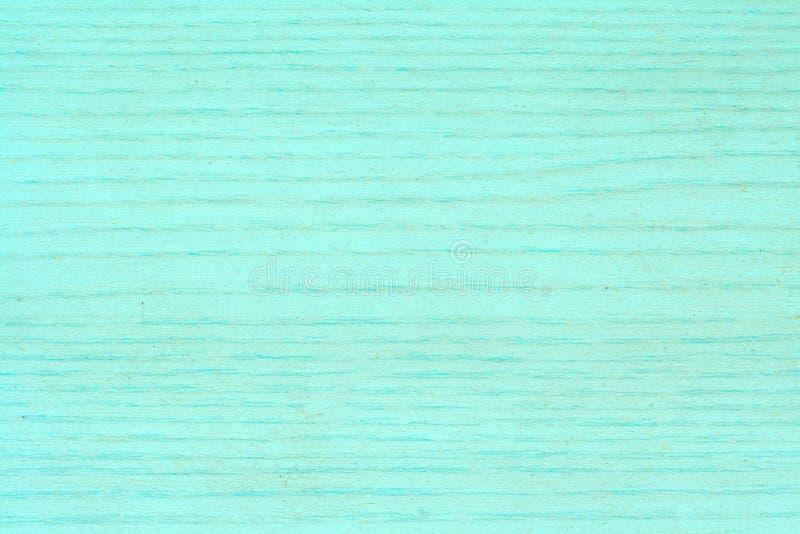Turquesa madeira-como o folheado fotografia de stock royalty free