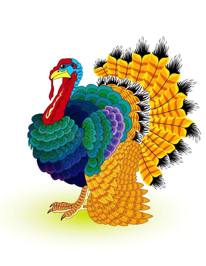 Turquia ilustração royalty free
