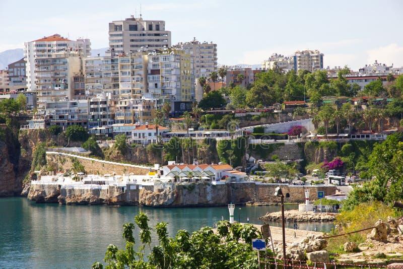 Turquia. Cidade de Antalya. fotos de stock