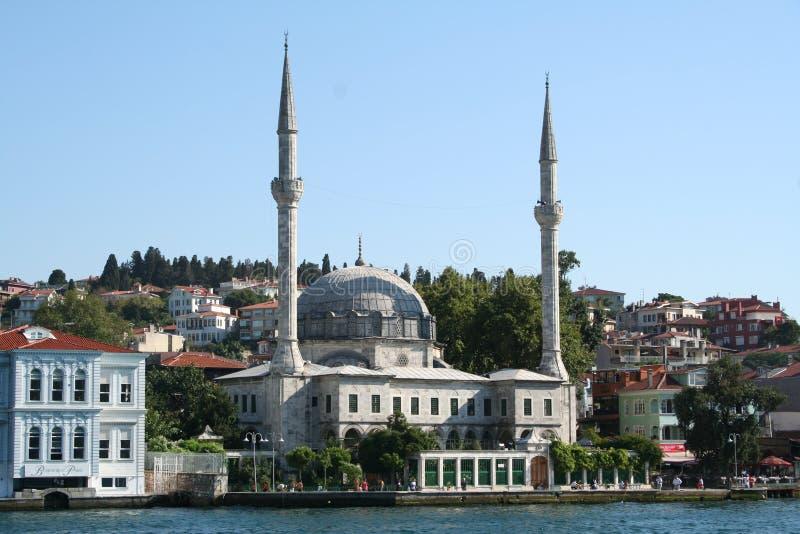 Turquia. Istambul. Mesquita fotos de stock royalty free