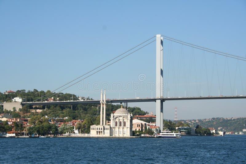 Turquia. Istambul. Mesquita fotografia de stock royalty free