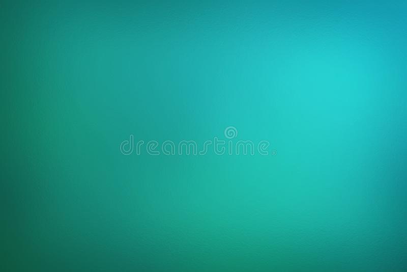 Turquoise abstract glass texture background or pattern, creative design template stock illustration