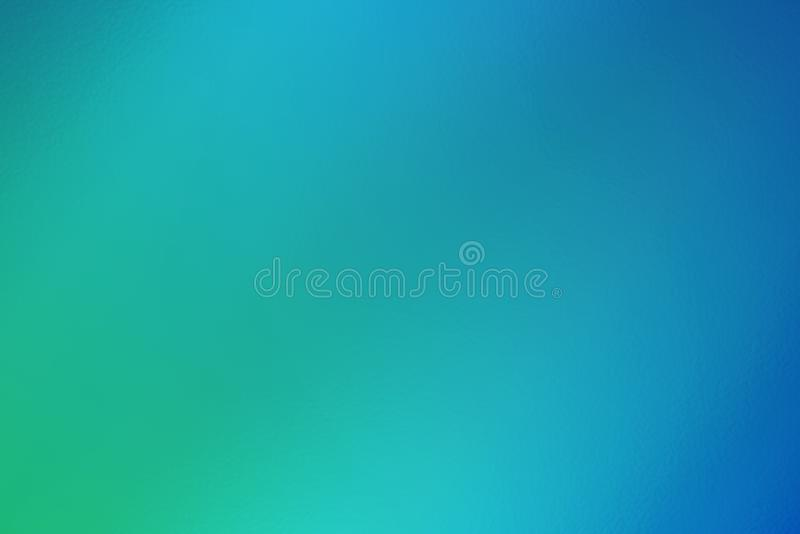 Turquoise abstract glass texture background or pattern, creative design template. Turquoise and blue abstract glass texture background or pattern, creative stock illustration
