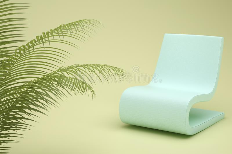 Turquoise armchair stock image. Image of sofa, chair ...