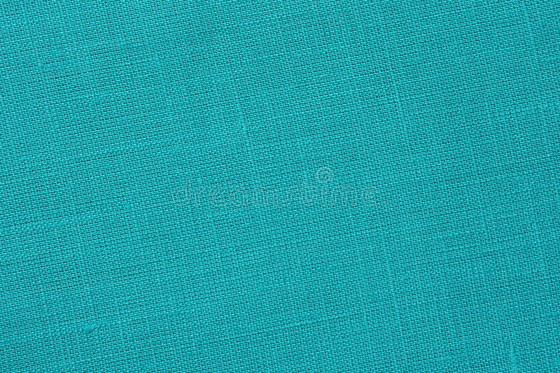 Turquoise backround - Linen Canvas - Stock Photo. Turquoise backround - Linen Canvas : abstract backdrop or tablecloth wallpaper or pattern for article on sewing