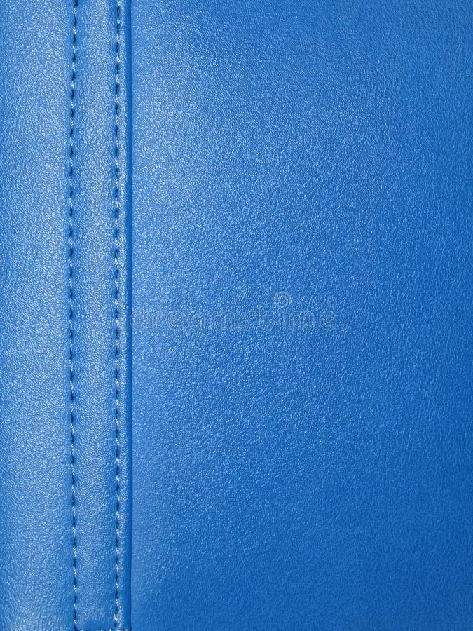 Turquoise Blue Leather Background - Stock Photos royalty free stock image