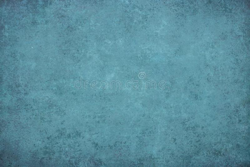 Turquoise dotted grunge texture, background royalty free stock photos