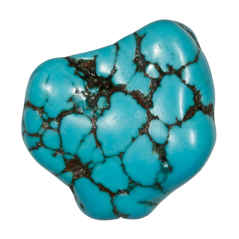 Turquoise Gem. Ornamental turquoise gem from China