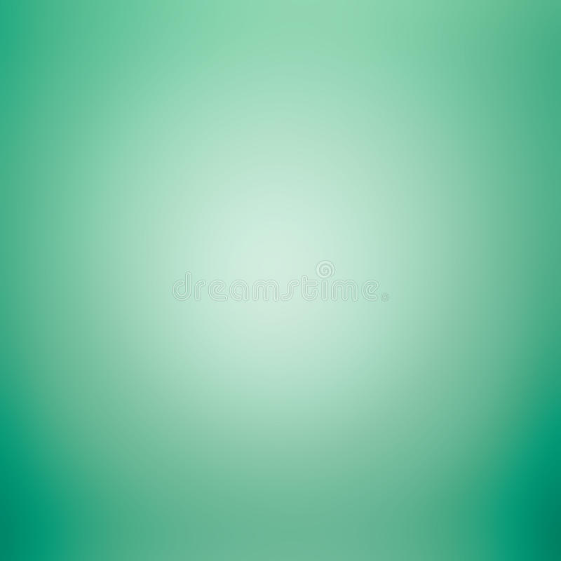 Turquoise green gradient abstract background vector illustration