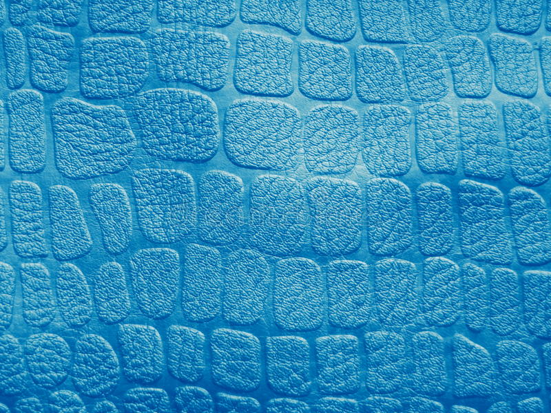 Turquoise Leather Background - Stock Photos stock images
