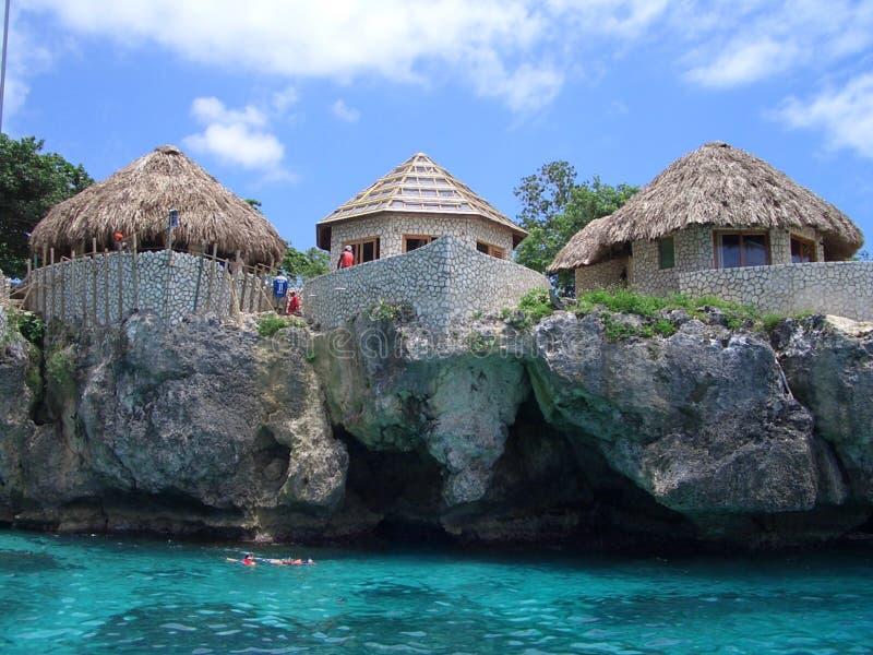 Turquoise Ocean royalty free stock photos