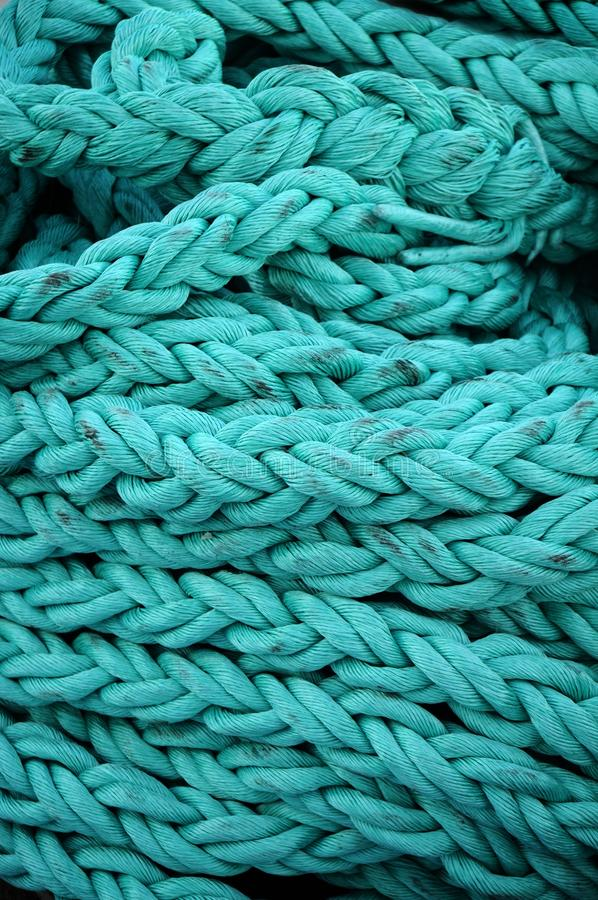 Download Turquoise Rope Stock Images - Image: 13976364