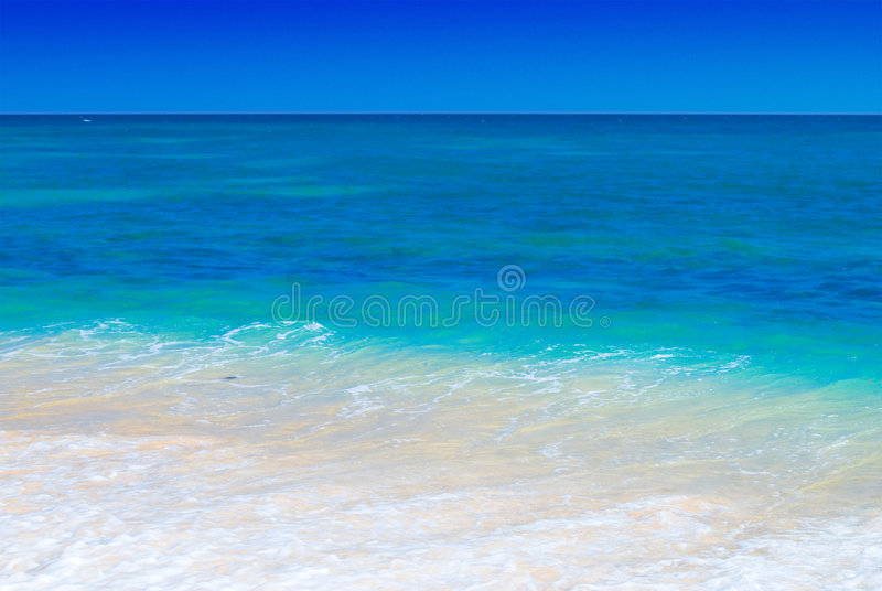 Download Turquoise Sea stock image. Image of climate, holiday, waves - 5603611