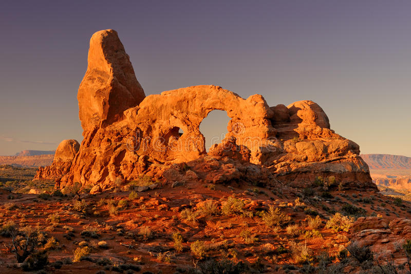 Download Turret Arch Stock Photos - Image: 22008763