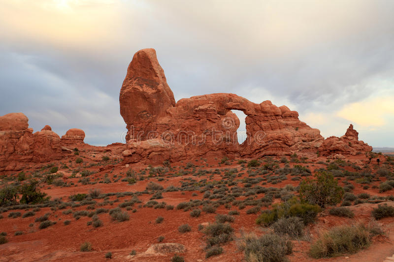 Download Turret Arch stock image. Image of geologic, turret, mineral - 36106093
