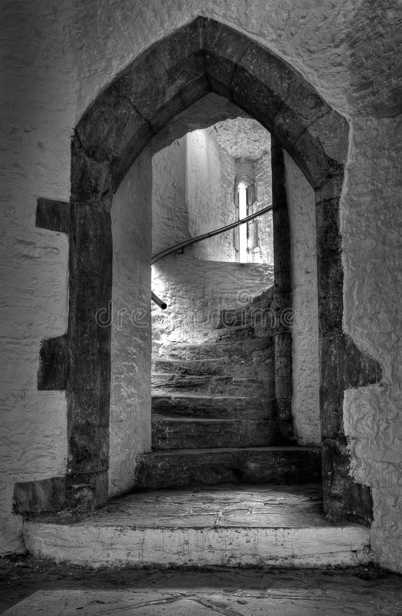 Download Turret Steps stock photo. Image of vertical, interior - 16720816