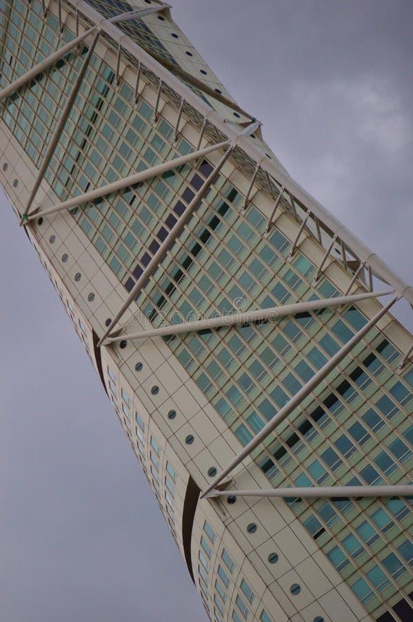 Turso de rotation Malmö Suède photos stock