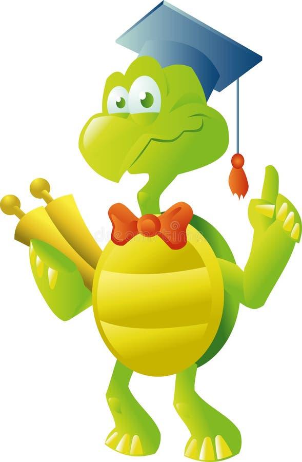 Free Turtle Teacher Royalty Free Stock Photos - 25095318