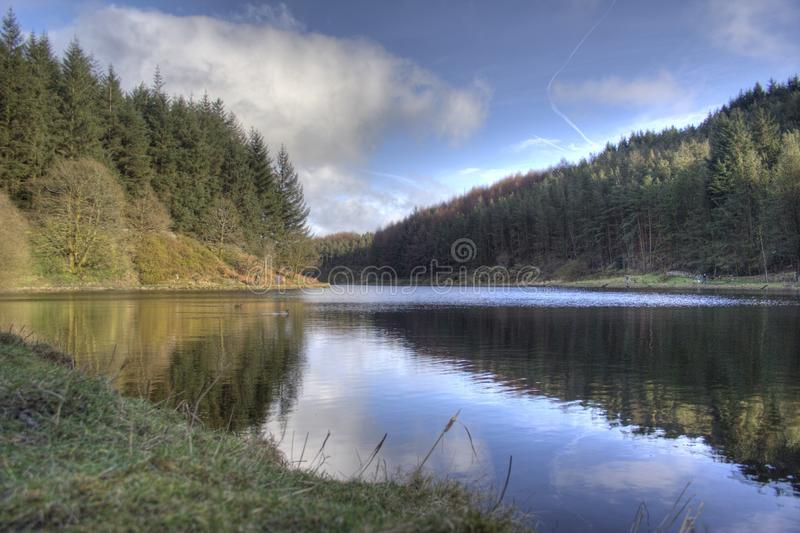 Download Turton & Entwistle Reservoir Stock Photo - Image: 62940521