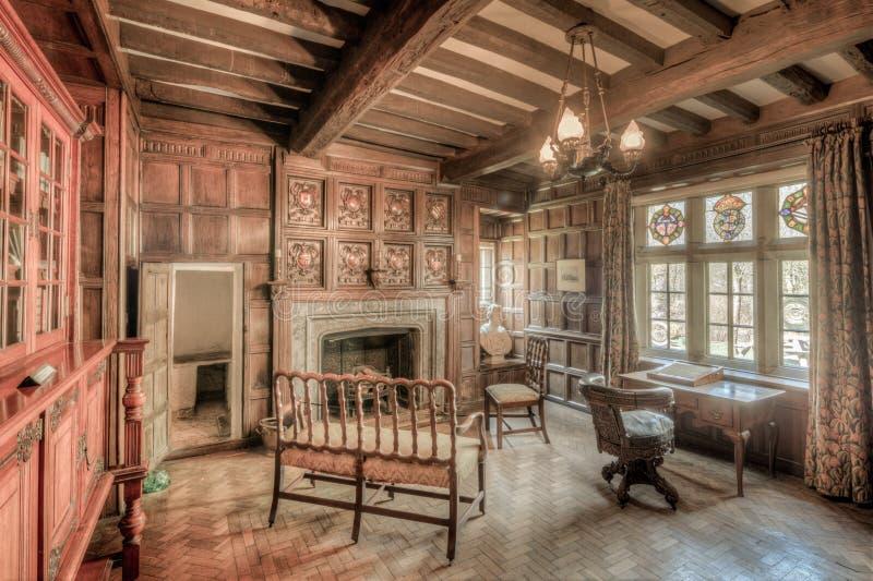 Turton Tower Morning Room Free Public Domain Cc0 Image