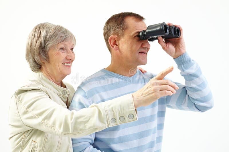 turyści fotografia stock