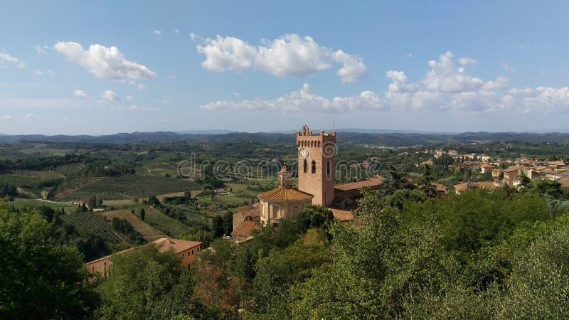 tuscan όψη στοκ εικόνα με δικαίωμα ελεύθερης χρήσης