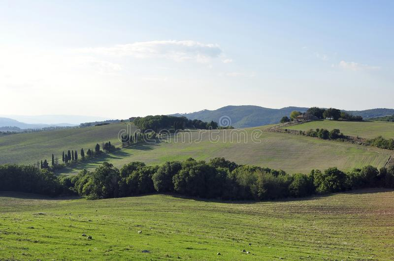 Download Tuscan countryside stock photo. Image of tuscan, tuscany - 16784652