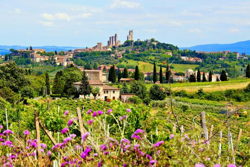 Download Tuscan Countryside Stock Image - Image: 37545741
