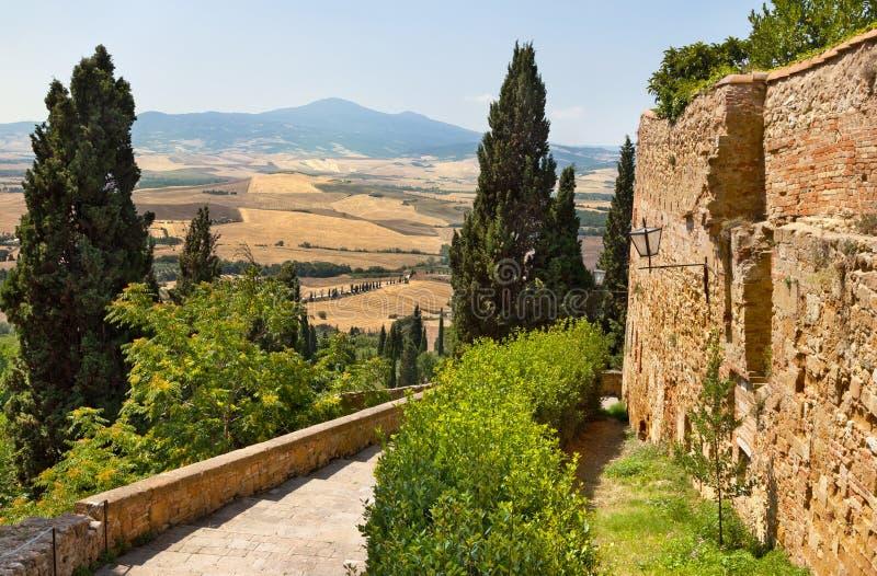 tuscan l'Italie photo libre de droits