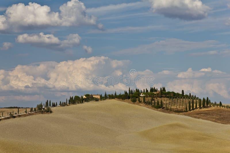 Download Tuscan Landscape Stock Image - Image: 23388091