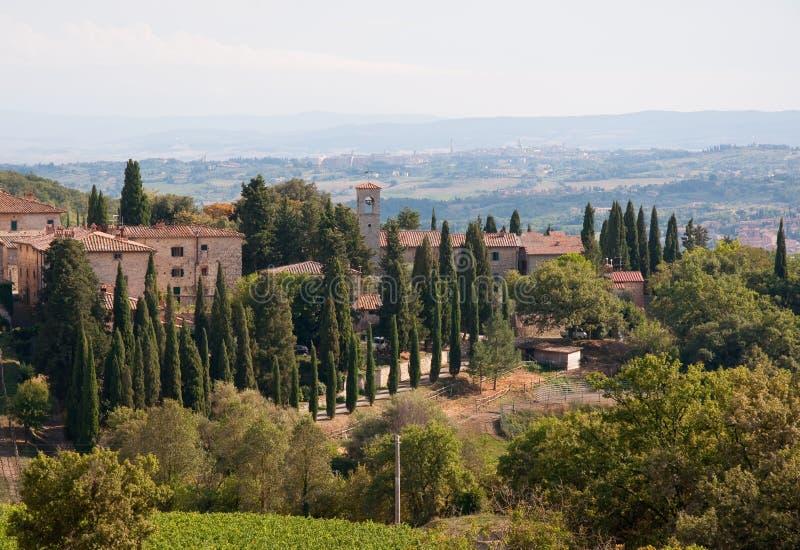 Tuscany royalty free stock photos