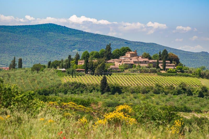 tuscany photo libre de droits