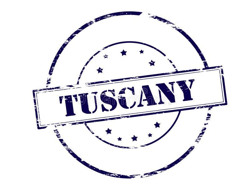 tuscany royalty ilustracja