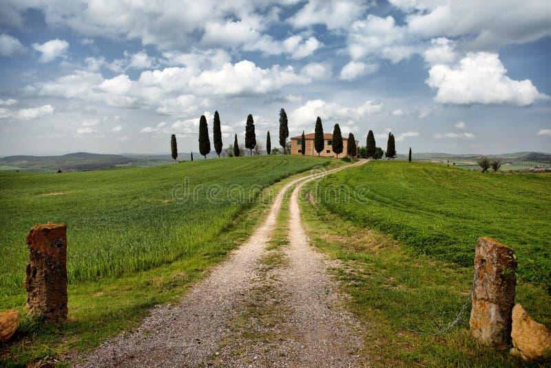 Tuscany Royalty Free Stock Photo