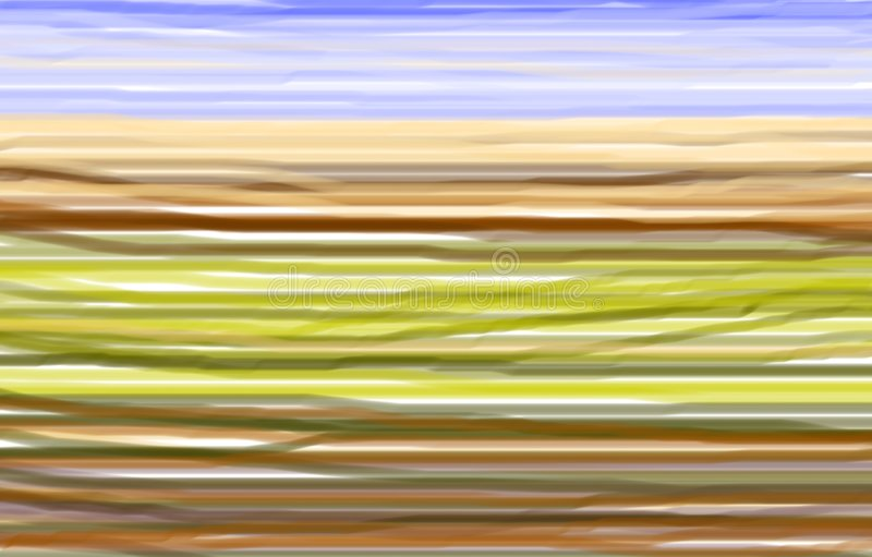Tuscany In Colours Royalty Free Stock Photo