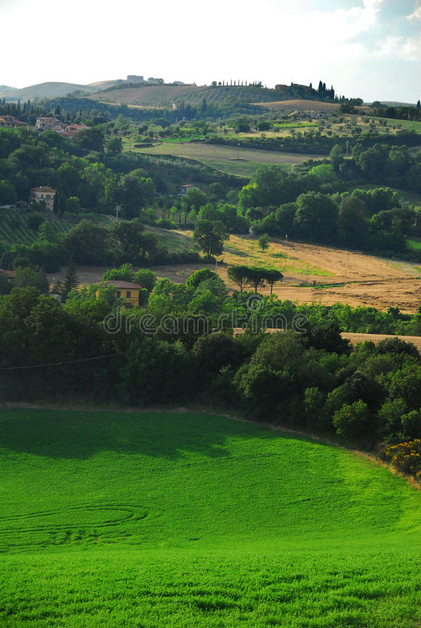Free Tuscany Countryside Stock Images - 23285844
