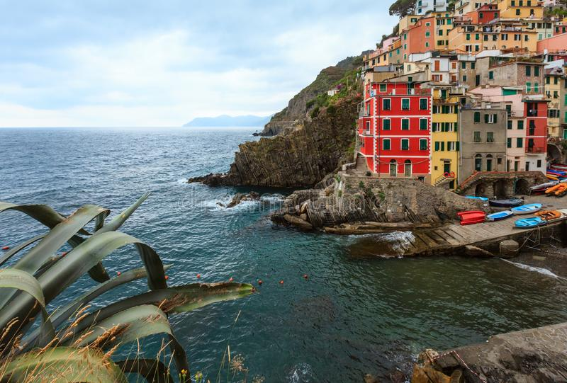 Summer Manarola, Cinque Terre stock photos