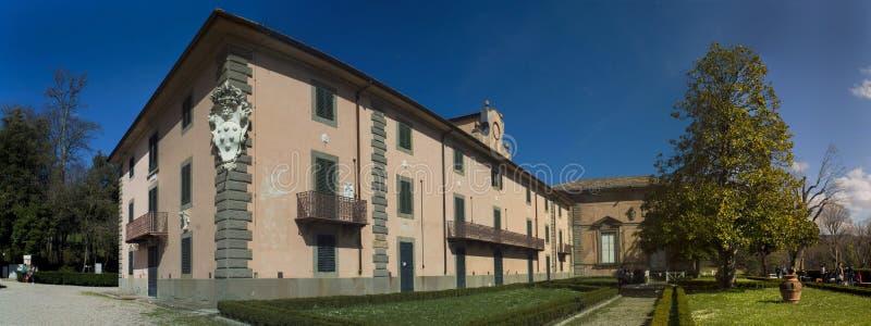Tuscany, Florence, Pratolino, Park of Villa Demidoff. royalty free stock photography