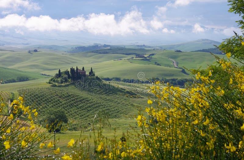 Download Tuscany house stock image. Image of house, summer, seasonal - 32361659