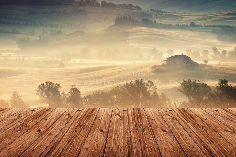 Tuscany - Italien royaltyfri foto
