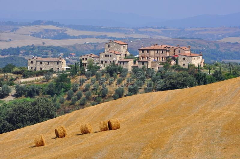 Download Tuscany , Italy stock photo. Image of agricultural, hillside - 15564300