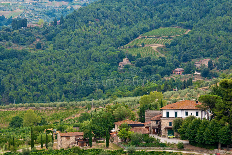 Download Tuscany, italy stock image. Image of europe, chianti - 20862629