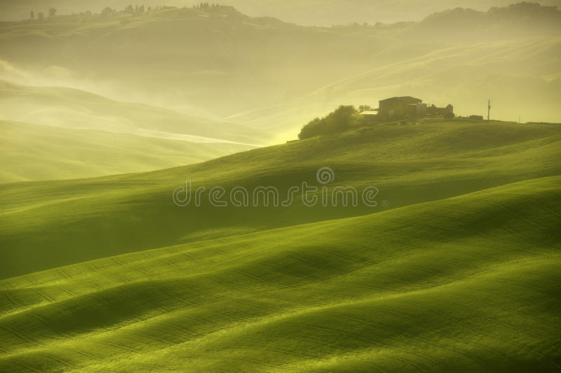 Download Tuscany - Italy stock photo. Image of green, country - 28604014