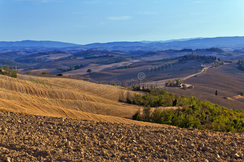 Download Tuscany Landscape stock photo. Image of tuscan, nature - 23079924