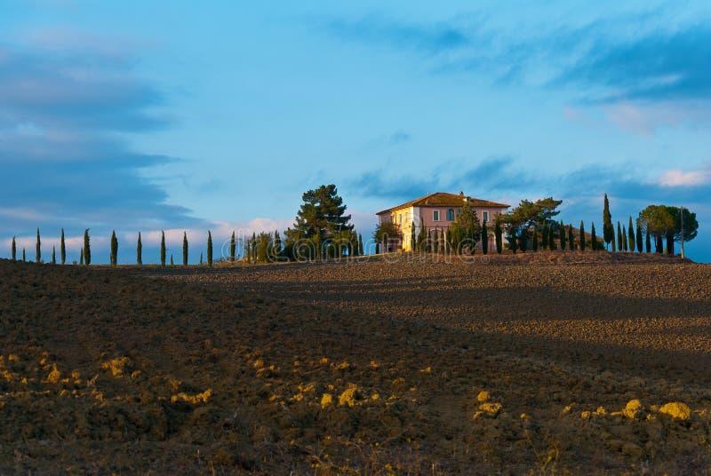 Download Tuscany landscape stock photo. Image of italian, tourism - 27564516