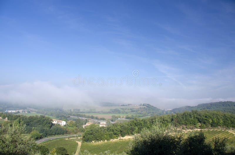 Download Tuscany landscape stock image. Image of fresh, countryside - 29397897