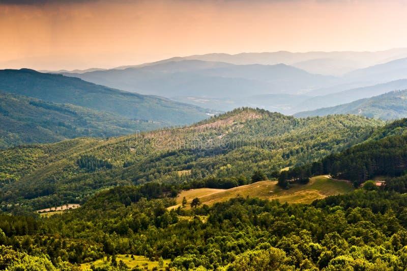 Download Tuscany landscape Italy stock image. Image of horizon - 24373329